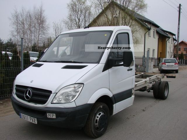Mercedes-Benz Sprinter 510 2007 photo - 7