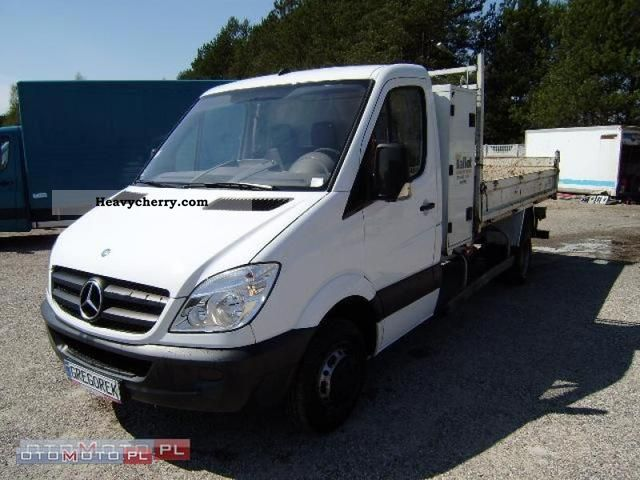 Mercedes-Benz Sprinter 510 2007 photo - 9