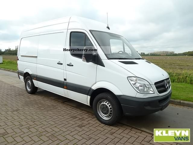 Mercedes-Benz Sprinter 510 2008 photo - 2