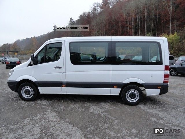 Mercedes-Benz Sprinter 510 2008 photo - 3