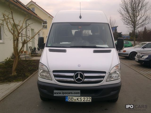 Mercedes-Benz Sprinter 510 2008 photo - 5