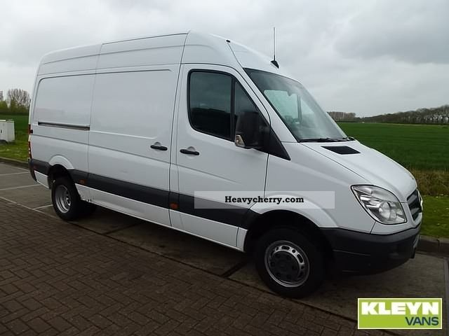 Mercedes-Benz Sprinter 510 2008 photo - 6