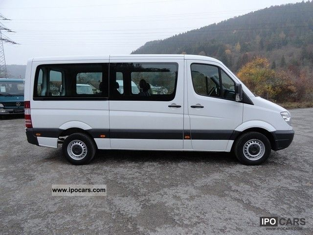 Mercedes-Benz Sprinter 510 2008 photo - 8