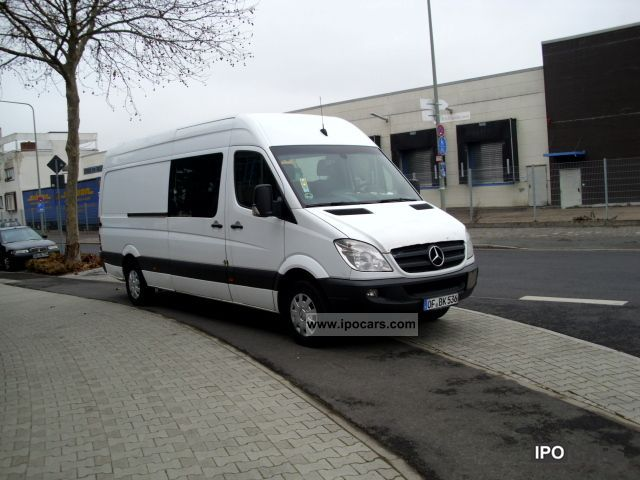 Mercedes-Benz Sprinter 510 2008 photo - 9