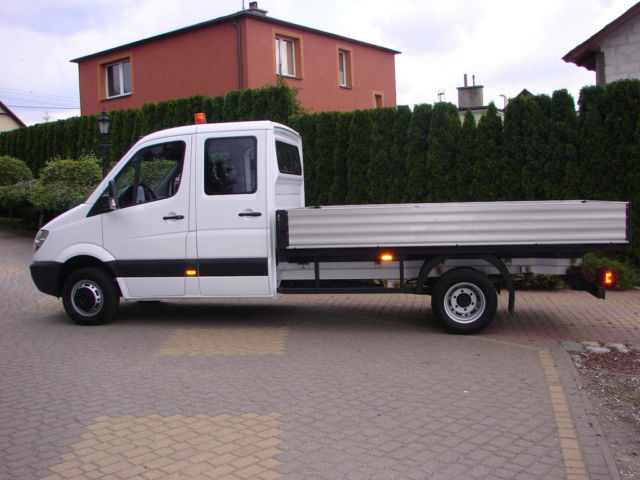 Mercedes-Benz Sprinter 511 2006 photo - 11