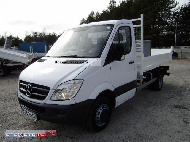 Mercedes-Benz Sprinter 511 2006 photo - 2