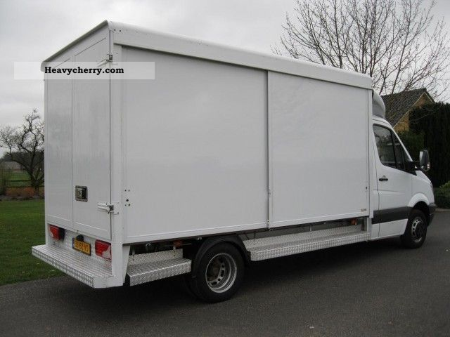 Mercedes-Benz Sprinter 511 2006 photo - 6