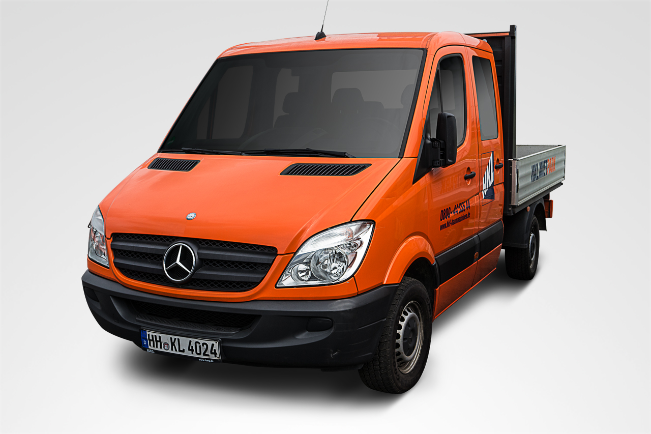 Mercedes-Benz Sprinter 511 2006 photo - 9