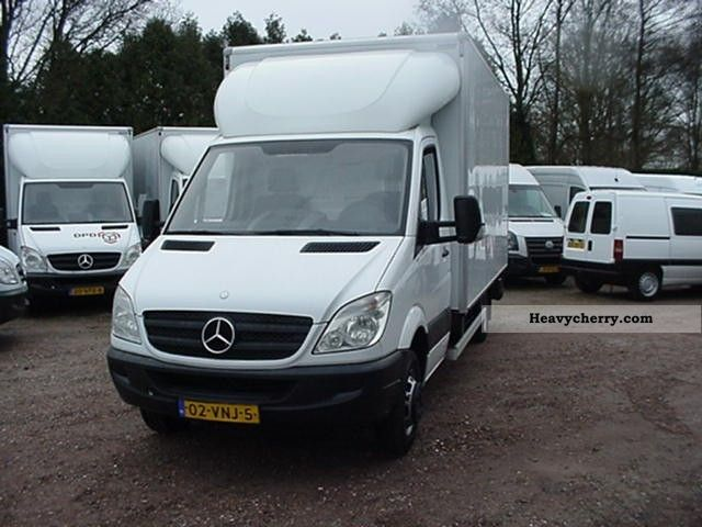Mercedes-Benz Sprinter 511 2008 photo - 10