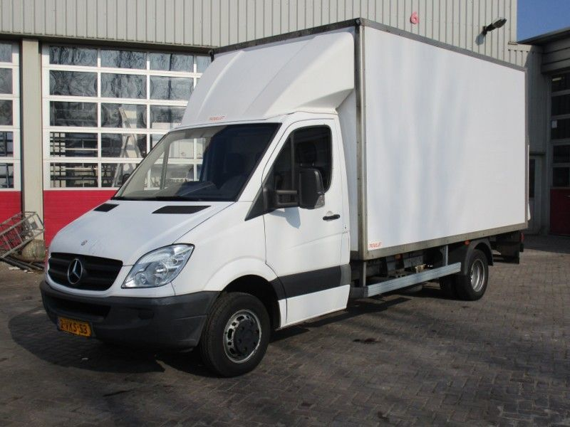 Mercedes-Benz Sprinter 511 2008 photo - 11