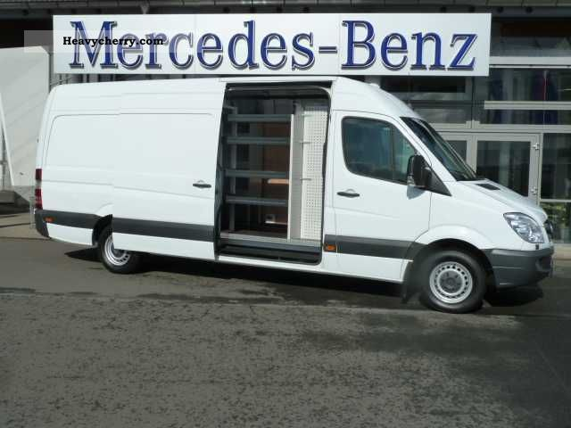 Mercedes-Benz Sprinter 511 2008 photo - 6