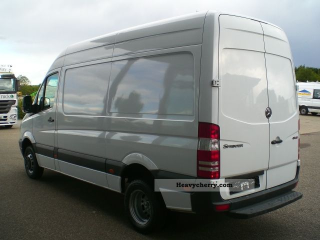 Mercedes-Benz Sprinter 511 2008 photo - 7