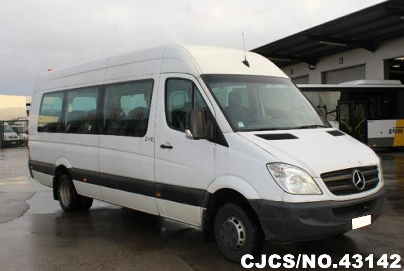 Mercedes-Benz Sprinter 511 2008 photo - 8