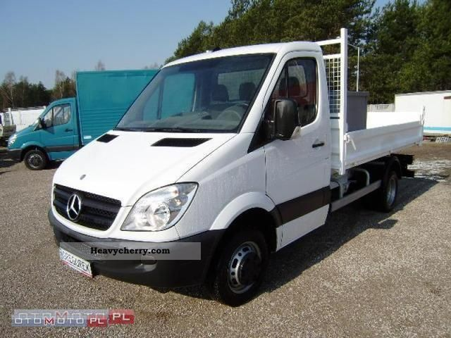 Mercedes-Benz Sprinter 511 2011 photo - 1