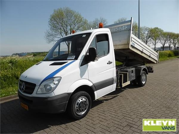 Mercedes-Benz Sprinter 511 2011 photo - 10