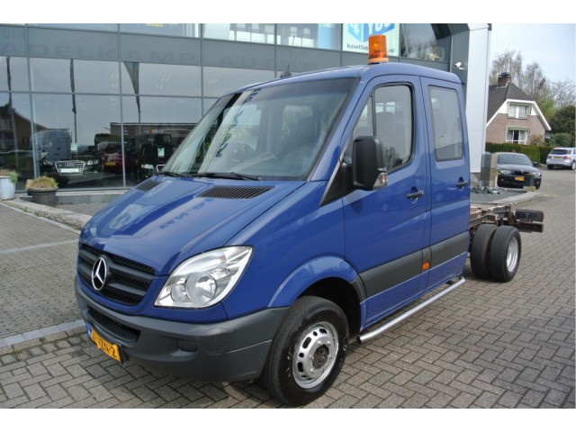 Mercedes-Benz Sprinter 511 2011 photo - 7