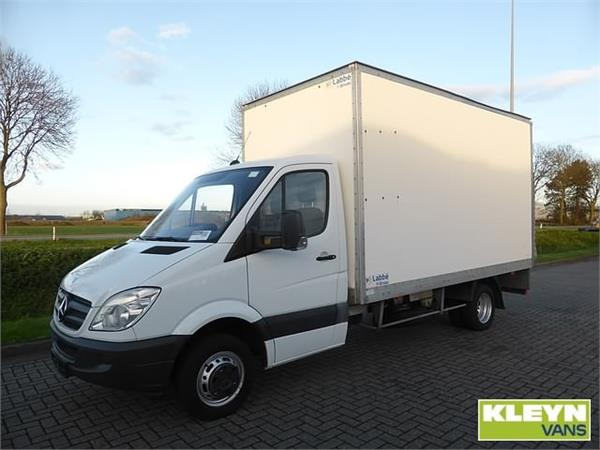 Mercedes-Benz Sprinter 511 2011 photo - 8
