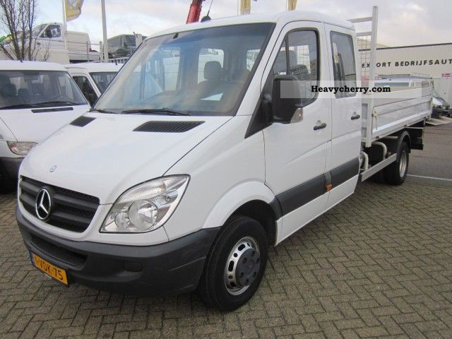 Mercedes-Benz Sprinter 511 2011 photo - 9