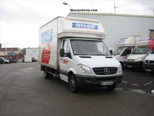 Mercedes-Benz Sprinter 511 2012 photo - 12