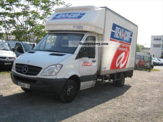 Mercedes-Benz Sprinter 511 2012 photo - 5