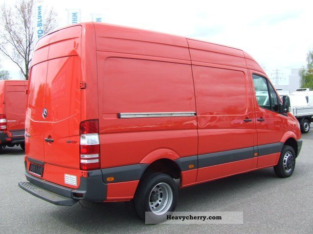 Mercedes-Benz Sprinter 511 2012 photo - 7