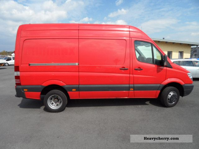 Mercedes-Benz Sprinter 511 2012 photo - 8