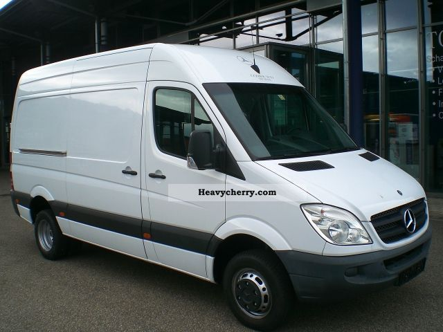 Mercedes-Benz Sprinter 511 2012 photo - 9