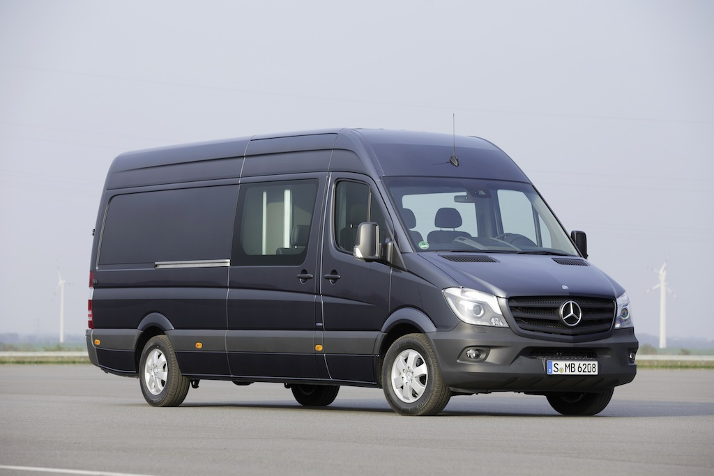 Mercedes-Benz Sprinter 511 2013 photo - 11