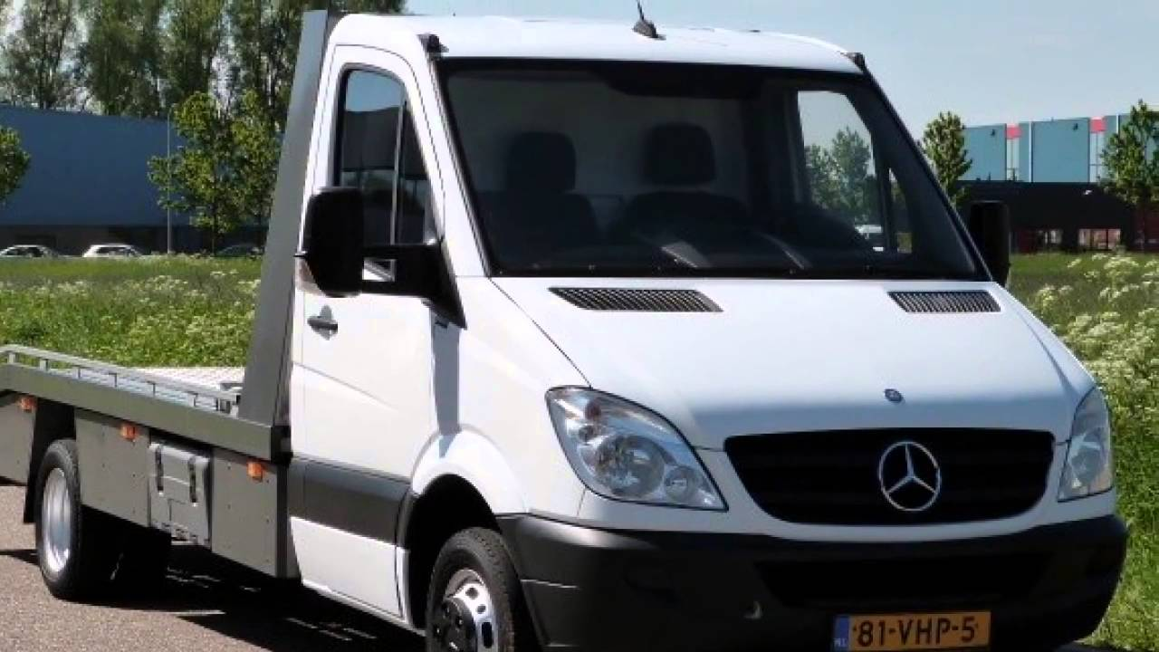 Mercedes-Benz Sprinter 511 2013 photo - 2