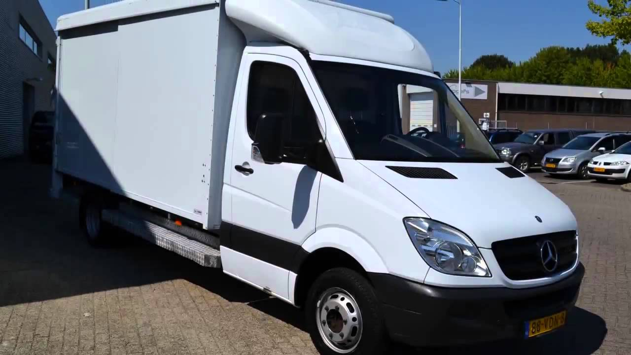 Mercedes-Benz Sprinter 511 2013 photo - 5