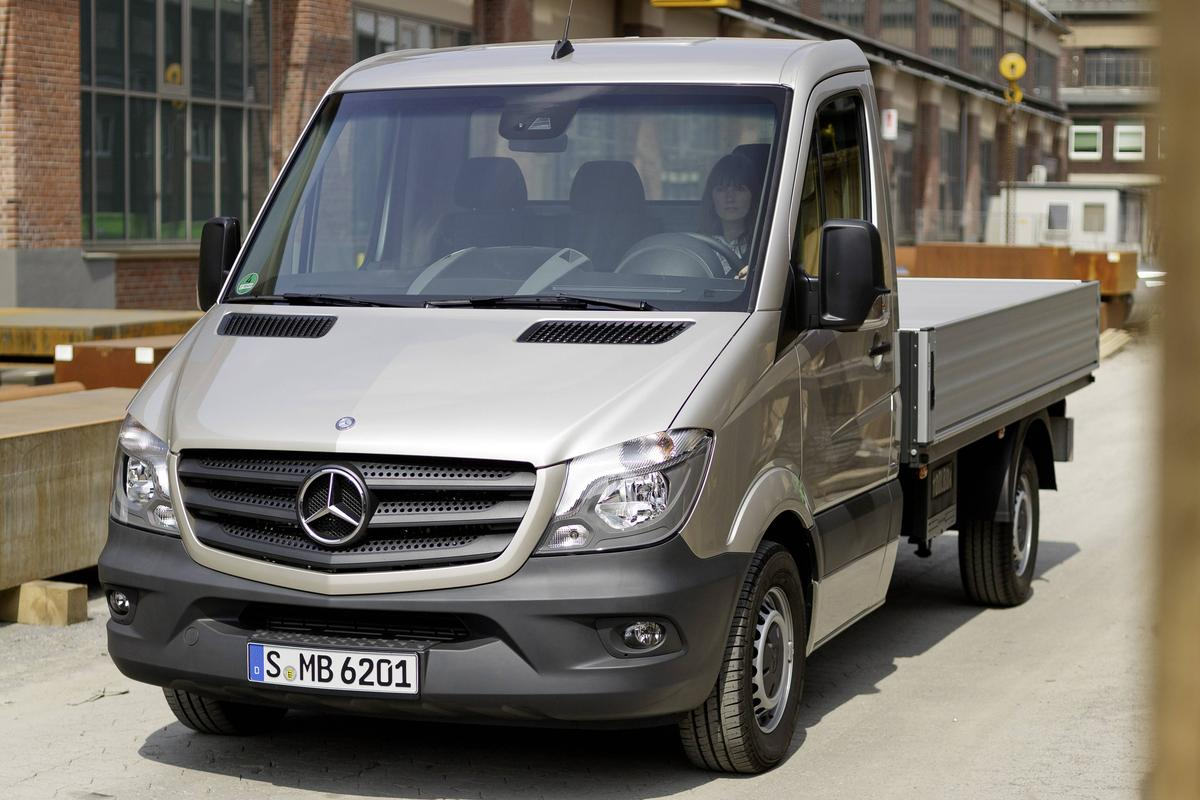 Mercedes-Benz Sprinter 511 2013 photo - 7