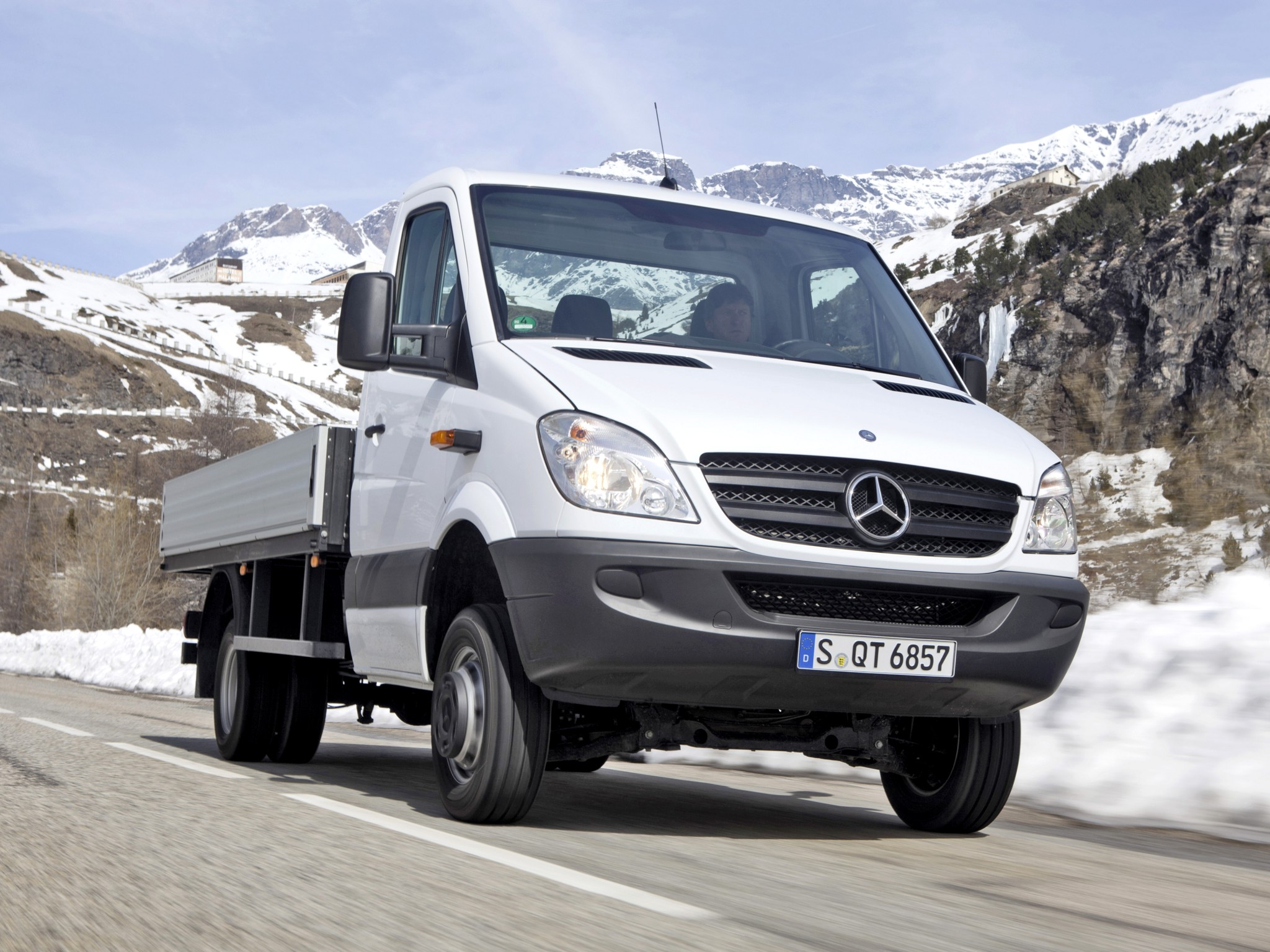 Mercedes-Benz Sprinter 515 2006 photo - 1