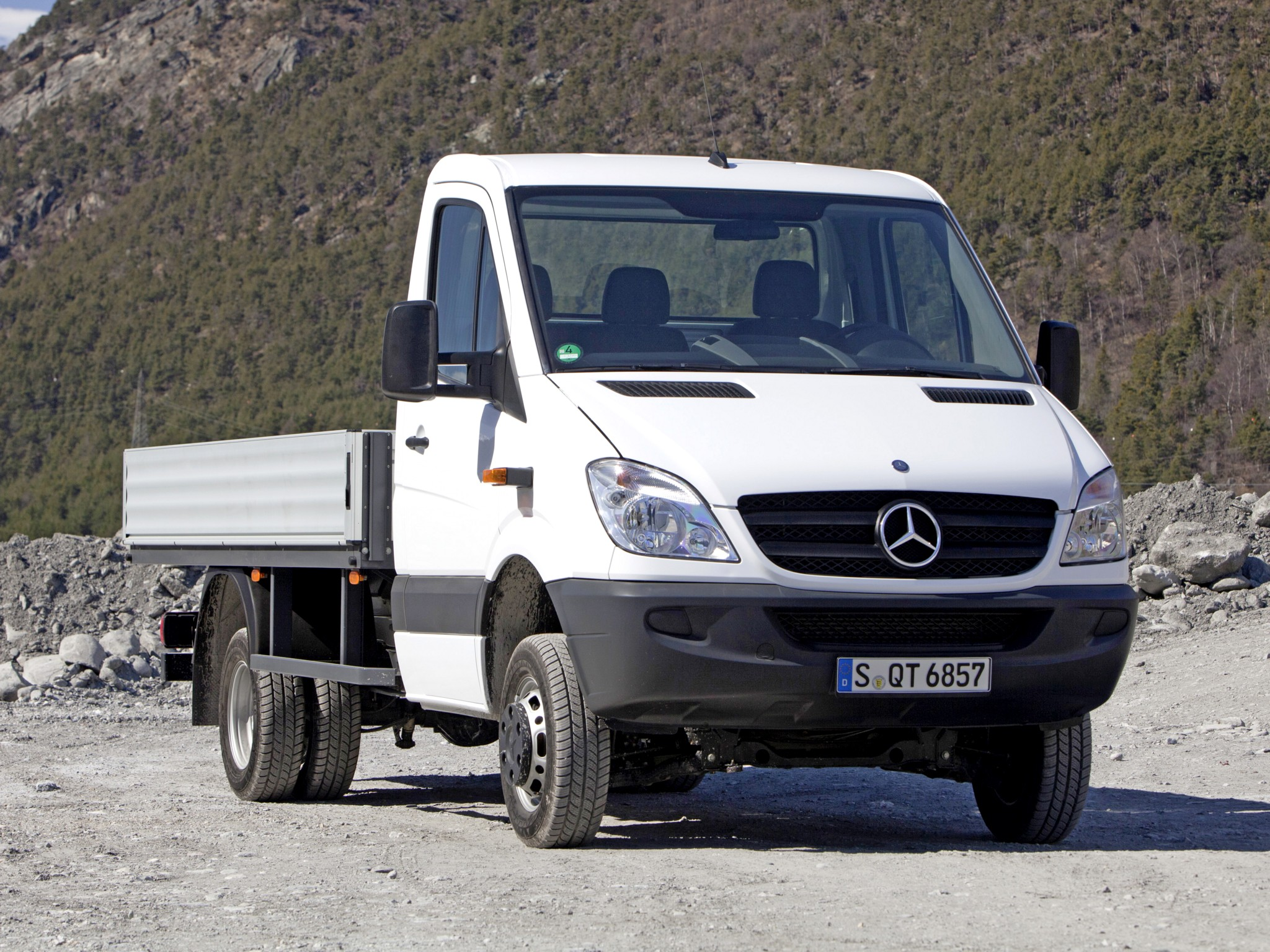 Mercedes-Benz Sprinter 515 2006 photo - 10