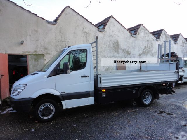 Mercedes-Benz Sprinter 515 2006 photo - 12