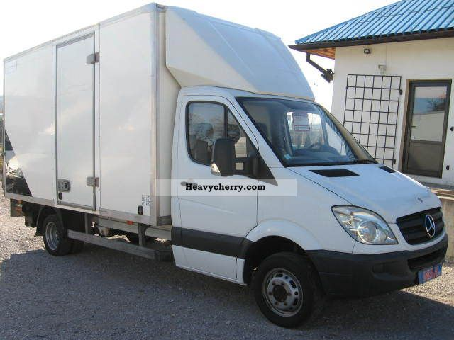 Mercedes-Benz Sprinter 515 2006 photo - 2