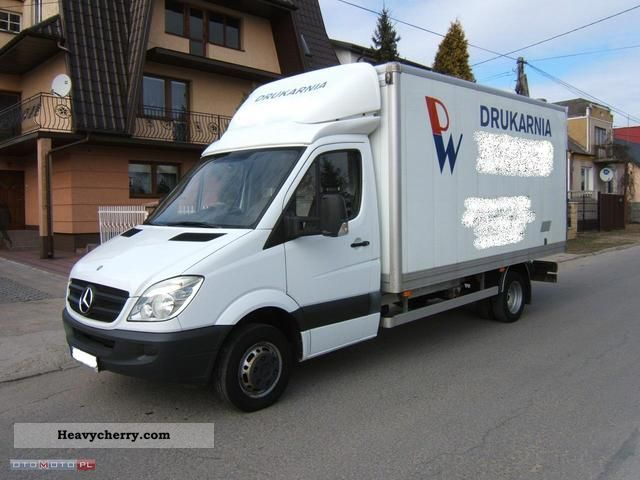 Mercedes-Benz Sprinter 515 2006 photo - 5