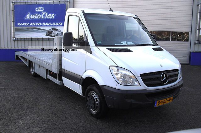 Mercedes-Benz Sprinter 515 2006 photo - 6