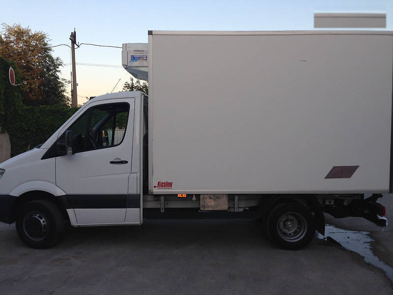 Mercedes-Benz Sprinter 515 2006 photo - 7