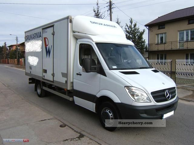 Mercedes-Benz Sprinter 515 2006 photo - 8