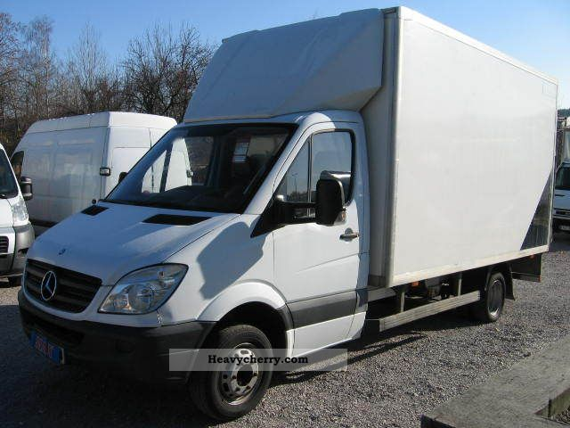 Mercedes-Benz Sprinter 515 2006 photo - 9