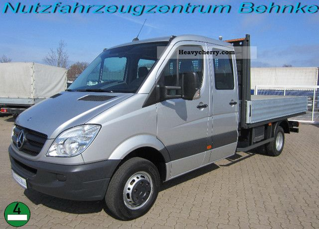 Mercedes-Benz Sprinter 515 2008 photo - 11