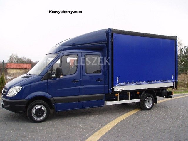 Mercedes-Benz Sprinter 515 2008 photo - 2