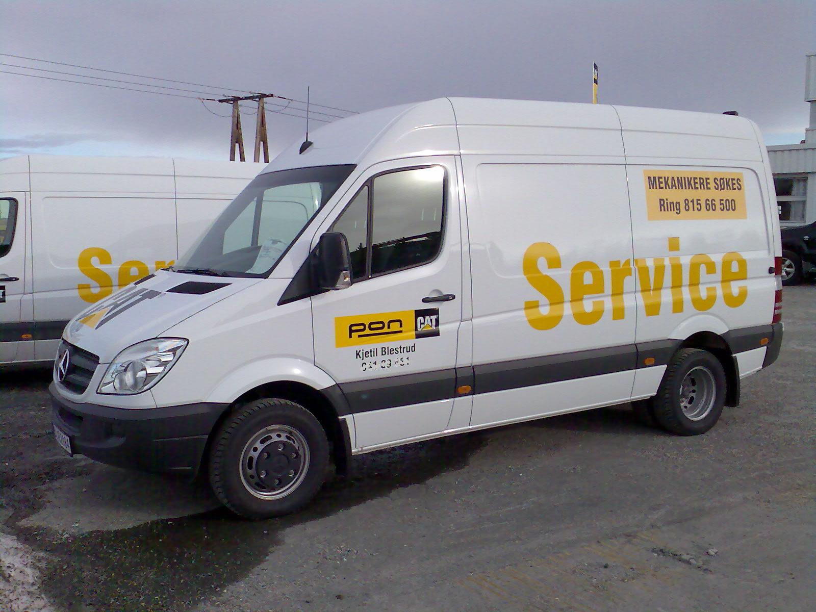 Mercedes-Benz Sprinter 515 2008 photo - 6
