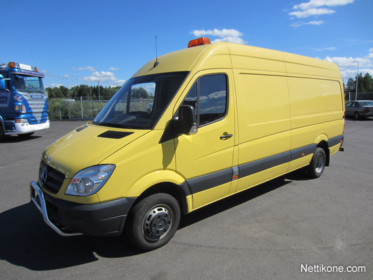 Mercedes-Benz Sprinter 515 2008 photo - 7