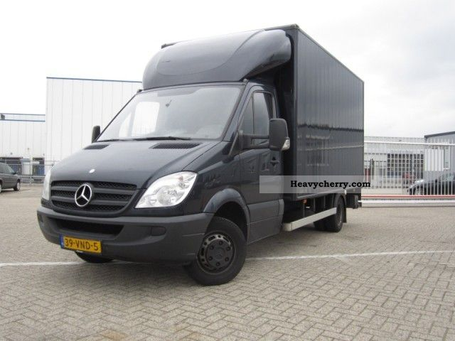Mercedes-Benz Sprinter 515 2008 photo - 8