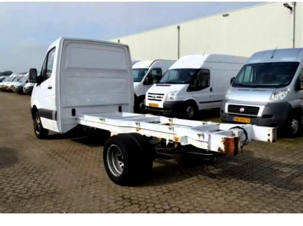 Mercedes-Benz Sprinter 515 2008 photo - 9