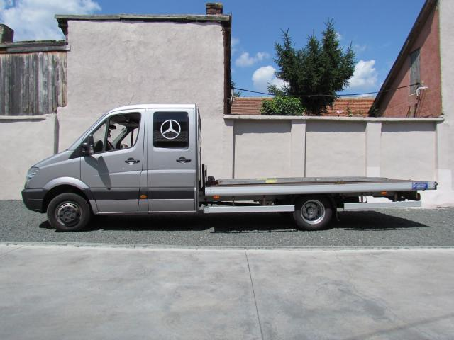 Mercedes-Benz Sprinter 515 2009 photo - 1