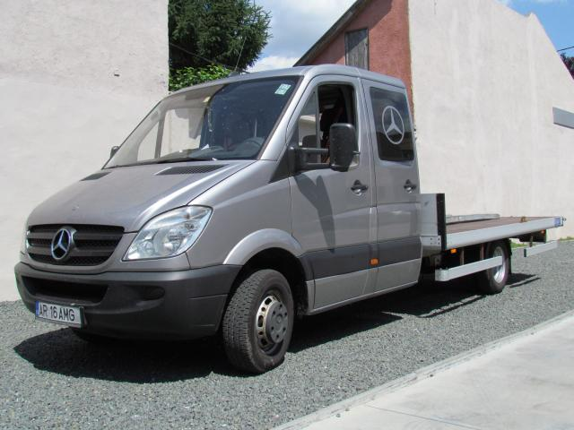 Mercedes-Benz Sprinter 515 2009 photo - 5