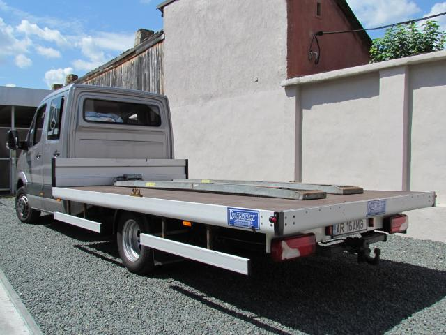Mercedes-Benz Sprinter 515 2009 photo - 6