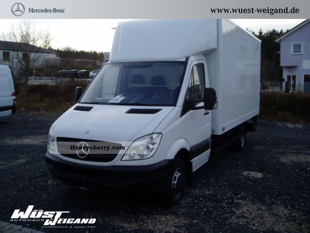 Mercedes-Benz Sprinter 515 2009 photo - 7